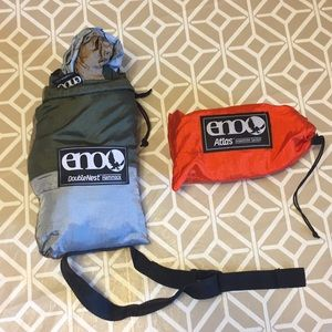 Other - Eno double nest hammock with straps